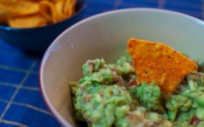La recette parfaite de guacamole du fait-maison rapide et délicieuse