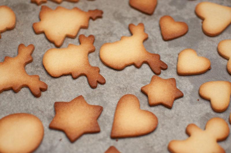 Recette facile Sablés et des biscuits de noël